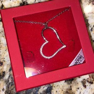 Swarovski Heart Shaped Necklace